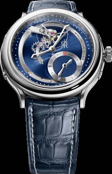 1770 Haute Voltige blue steel - 1770HVT45.01.BL