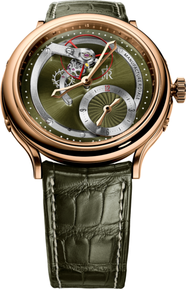 1770 Haute Voltige Dragon rose gold - 1770HVT45.08.K