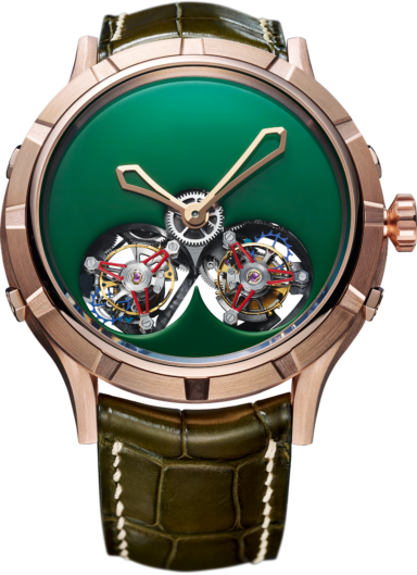 Micromegas green rose gold - 1770MM45.08.D.K
